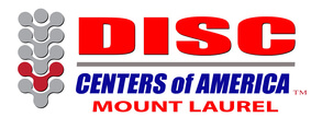 Disc Centers of America logo